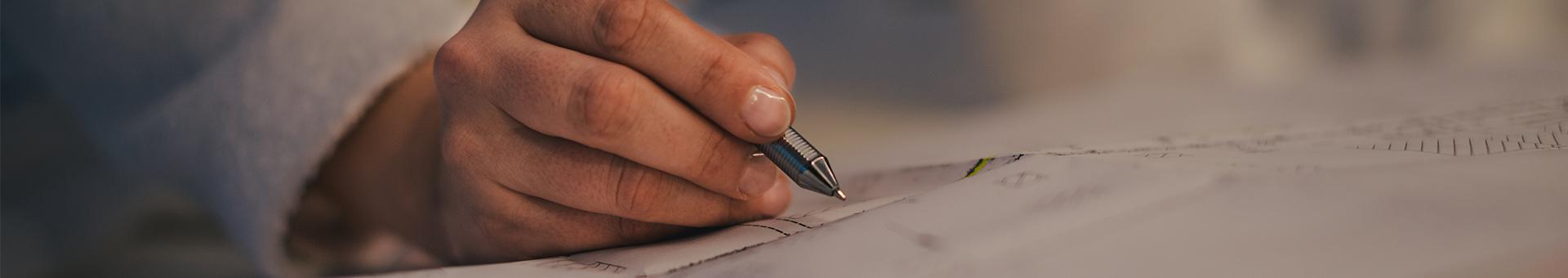 Dokumenty i wieczne pióro